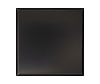 6 in. x 6 in. Aluminum Satin Black Tile Fiberock Backing