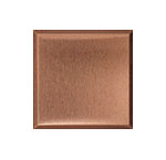 Brushed 110 Copper Tiles