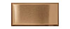 3 in. x 6 in. 110 Copper Tile #4 Brushed Finish (Horizontal)