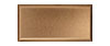 3 in. x 6 in. 110 Copper Tile #4 Brushed Finish (Vertical)