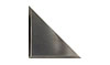 4 1/4 in. x 4 1/4 in. Triangular Tile Type 1 Hardboard Backing