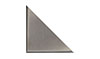4 1/4 in. x 4 1/4 in. Triangular Tile Type 2 Hardboard Backing
