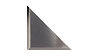 4 in. x 4 in. Triangular Tile Type 1 Hardboard Backing