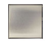6 in. x 6 in. Stainless Steel Tile #4 Brushed Finish Hardboard Backing