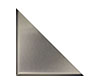 6 in. x 6 in. Triangular Tile Type 2 Hardboard Backing