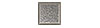 2 in. x 2 in. Stainless Steel Stucco Textured Tile