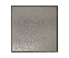 6 in. x 6 in. Stainless Steel Stucco Textured Tile