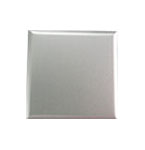 Clear Anodized Aluminum Tiles