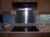 Custom Cut 22 ga. (0.03 in.) 304 Stainless Steel Sheet Backsplash (non-magnetic)